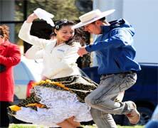 智利 :南美裙边与世界尽头(一)