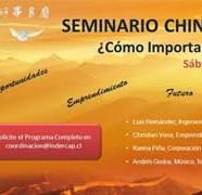 Seminario Importar desde China