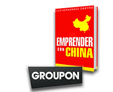 Libro Emprender con China en Groupon
