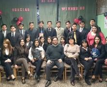 Alumnos de Colegio GGH importan desde China